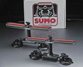 Rodmounts SUMO Suction Mount Rod Carrier