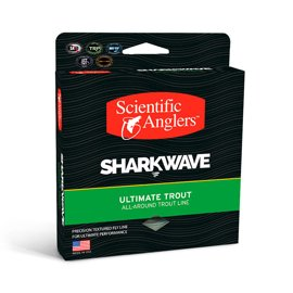Scientific Anglers SharkWave Ultimate Trout Mist Green-Willow-Dk.Willow Floating WF