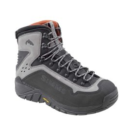 Simms G3 Guide Boot Steel Gray Vibram