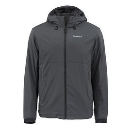 Simms MidCurrent Hooded Jacket Raven