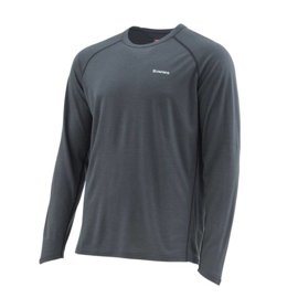 Simms Ultra-Wool Core Top Raven