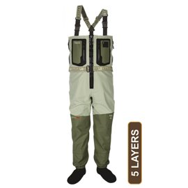 Traper Breathable Waders Dakota