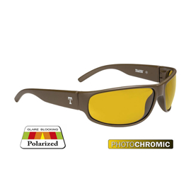 Traper Polarized Sunlasses Photochromic Oregon Nut Yellow