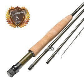 Traper Speed Fly Rod