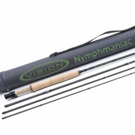 Vision Fly Rod Nymphmaniac