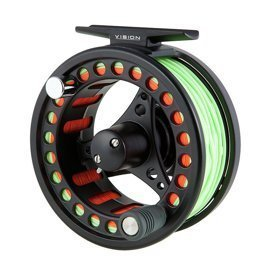 Vision Reel Koma Black